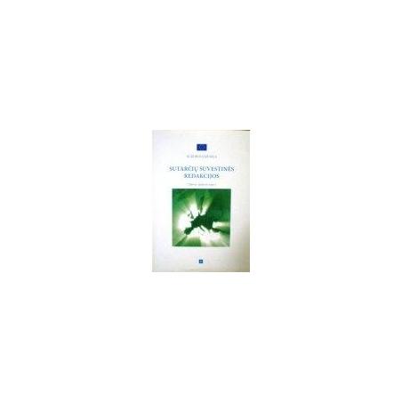 Europos Sąjunga: sutarčių suvestinės redakcijos