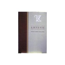 Visuotinės lietuvių enciklopedijos 9 - 10 tomų priedas