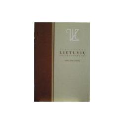Visuotinės lietuvių enciklopedijos 2 tomo priedas