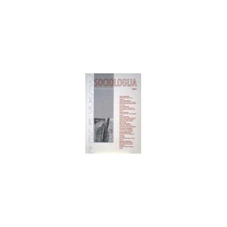 Sociologija. Mintis ir veiksmas 2002/1