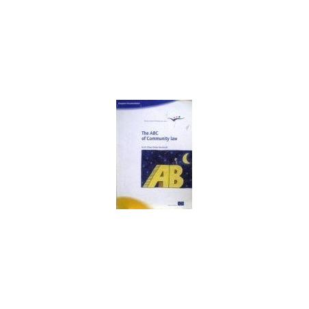 Borchardt Klaus-Dieter - The ABC of community law