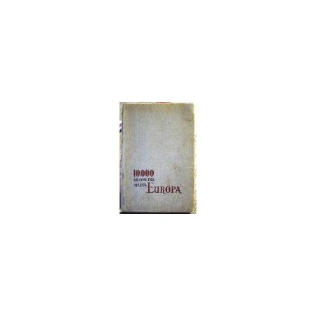 Karosas J. - 10000 kilometrų aplink Europą
