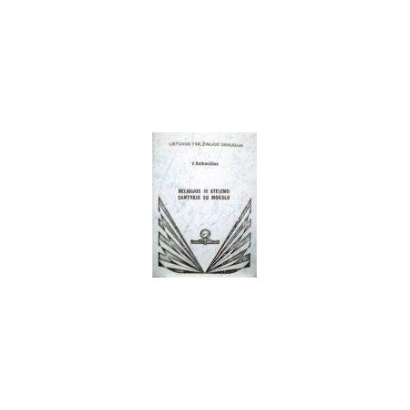Balkevičius V. - Religijos ir ateizmo santykis su mokslu