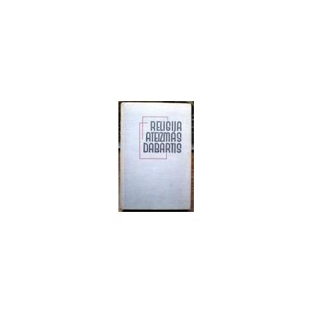 Religija. Ateizmas. Dabartis