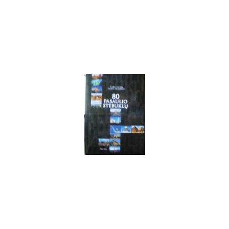 Serra Carla, Bombelli Silvia - 80 pasaulio stebuklų