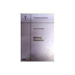 Buckiūnienė Olga - Įmonių finansai