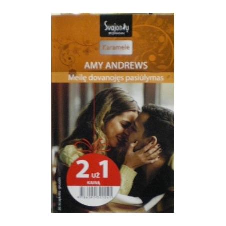 Amy Andrews - Meilę dovanojęs pasiūlymas