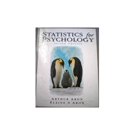 Aron A. - Statistics for psychology