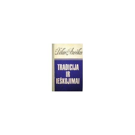 Areška Vitas - Tradicija ir ieškojimai