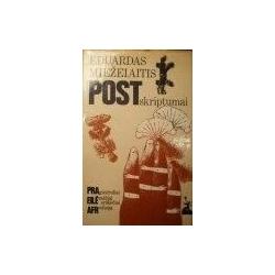 Mieželaitis Eduardas - Postskriptumai