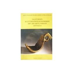 Valstybinės kultūros paveldo komisijos 2007-2011 metų veiklos apžvalga