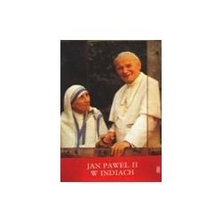 Jan Pawel II w Indiach