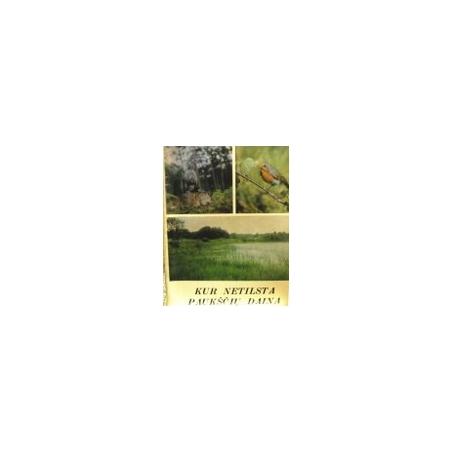 Šimkūnas Romualdas - Kur netilsta paukščių daina