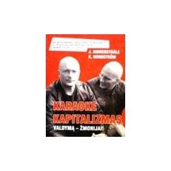 Ridderstrale J., Nordstrom K. - Karaoke kapitalizmas: valdymą-žmonijai!