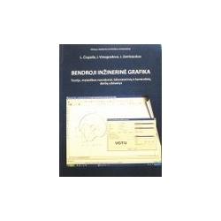 Čiupaila L., Vinogradova J., Zemkauskas J. - Bendroji inžinerinė grafika