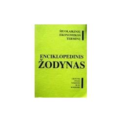 Auštrevičius P. - Šiuolaikinių ekonomikos terminų enciklopedinis žodynas