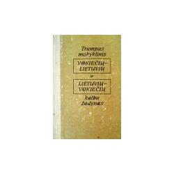 Kareckaitė A. - Trumpas mokyklinis vokiečių-lietuvių ir lietuvių vokiečių kalbų žodynas