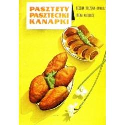 Kulzowa-Hawliczek H. - Pasztety. Paszteciki. Kanapki