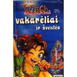 Magiška knygelė. Vakarėliai ir šventės