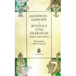 Zauerveinas Jurgis - Rūgštaus vyno eilėraščiai