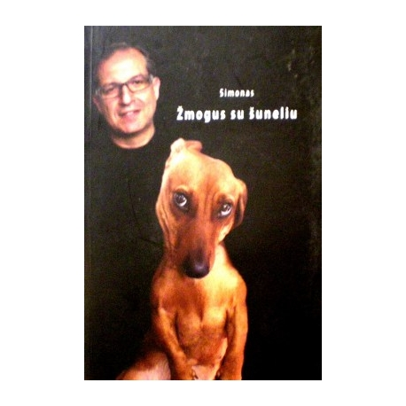 Simonas - Žmogus su šuneliu