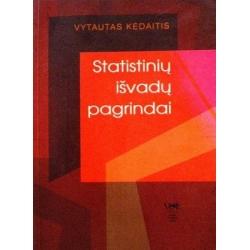Kėdaitis Vytautas - Statistinių išvadų pagrindai