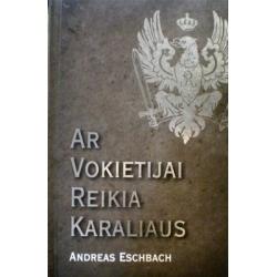 Eschbach Andreas - Ar Vokietijai reikia karaliaus