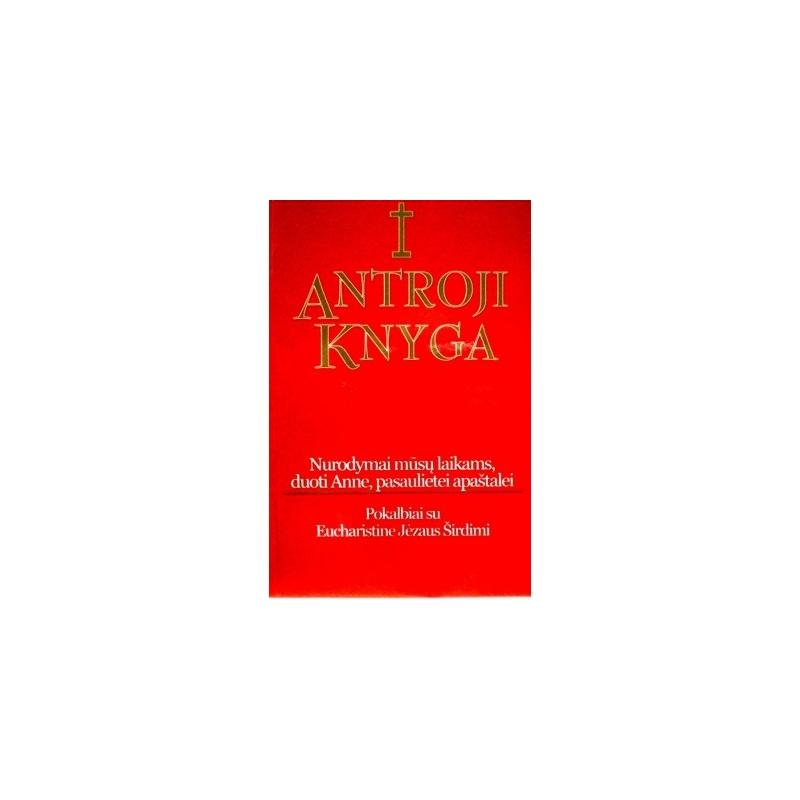Antroji knyga