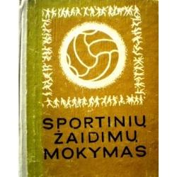 Stonkus Stanislovas - Sportinių žaidimų mokymas