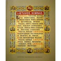 Česnys Gintautas, Kulnytė Birutė, Treideris Romas - Lietuvos himnas
