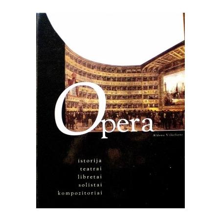 Vilkelienė Aldona - Opera