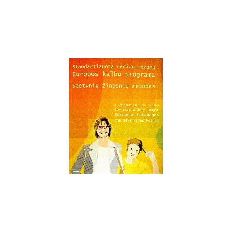 Standartizuota rečiau mokomų Europos kalbų programa. (su CD disku)