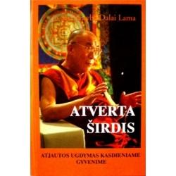 Dalai Lama Jo Šventenybė - Atverta širdis