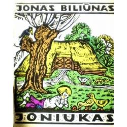 Biliūnas Jonas - Joniukas