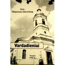 Galvydis Steponas - Vardadieniai