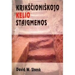 Shenk David W. - Krikščioniškojo kelio staigmenos