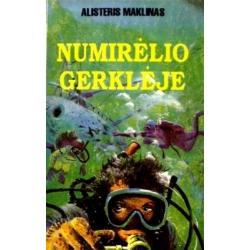 Maklinas Alisteras - Numirėlio gerklėje