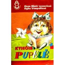 Leonovienė Nijolė Elena - Kviečia pupelė