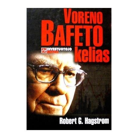 Hagstrom Robert G. - Voreno Bafeto kelias