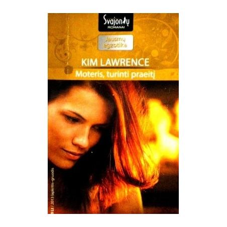 Lawrence Kim - Moteris, turinti praeitį