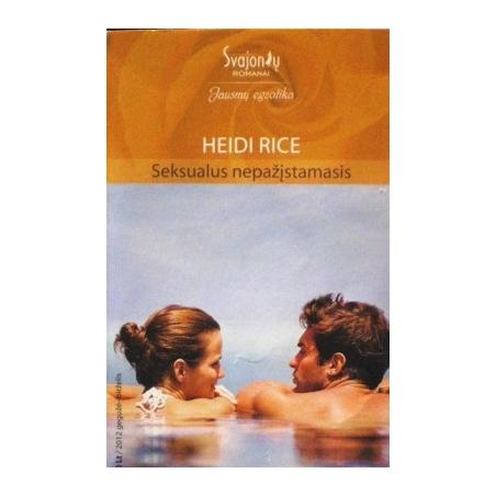 Rice Heidi - Seksualus nepažįstamasis