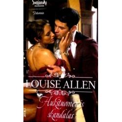 Allen Louise - Aukštuomenės skandalas