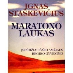 Staškevičius Ignas - Maratono laukas