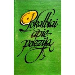 Ramoškaitė Gražina - Pokalbiai apie poeziją