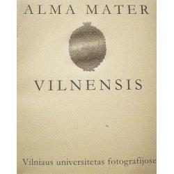 Vilniaus universitetas fotografijose