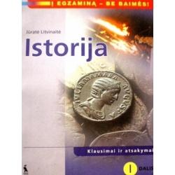 Litvinaitė Jūratė - Istorija: klausimai ir atsakymai (1 dalis)