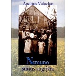 Valuckas Andrius - Nemuno sūnus sugrįžta