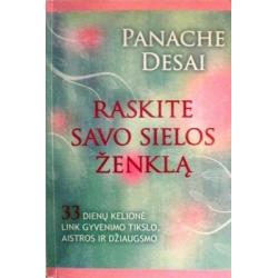 Panache Desai - Raskite savo sielos ženklą