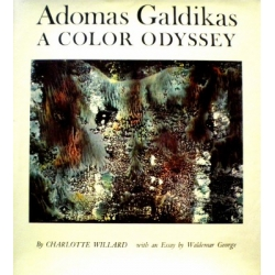 Willard Charlotte -  Adomas Galdikas: A color odyssey