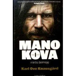 Knausgard Karl Ove - Mano kova. Mirtis šeimoje